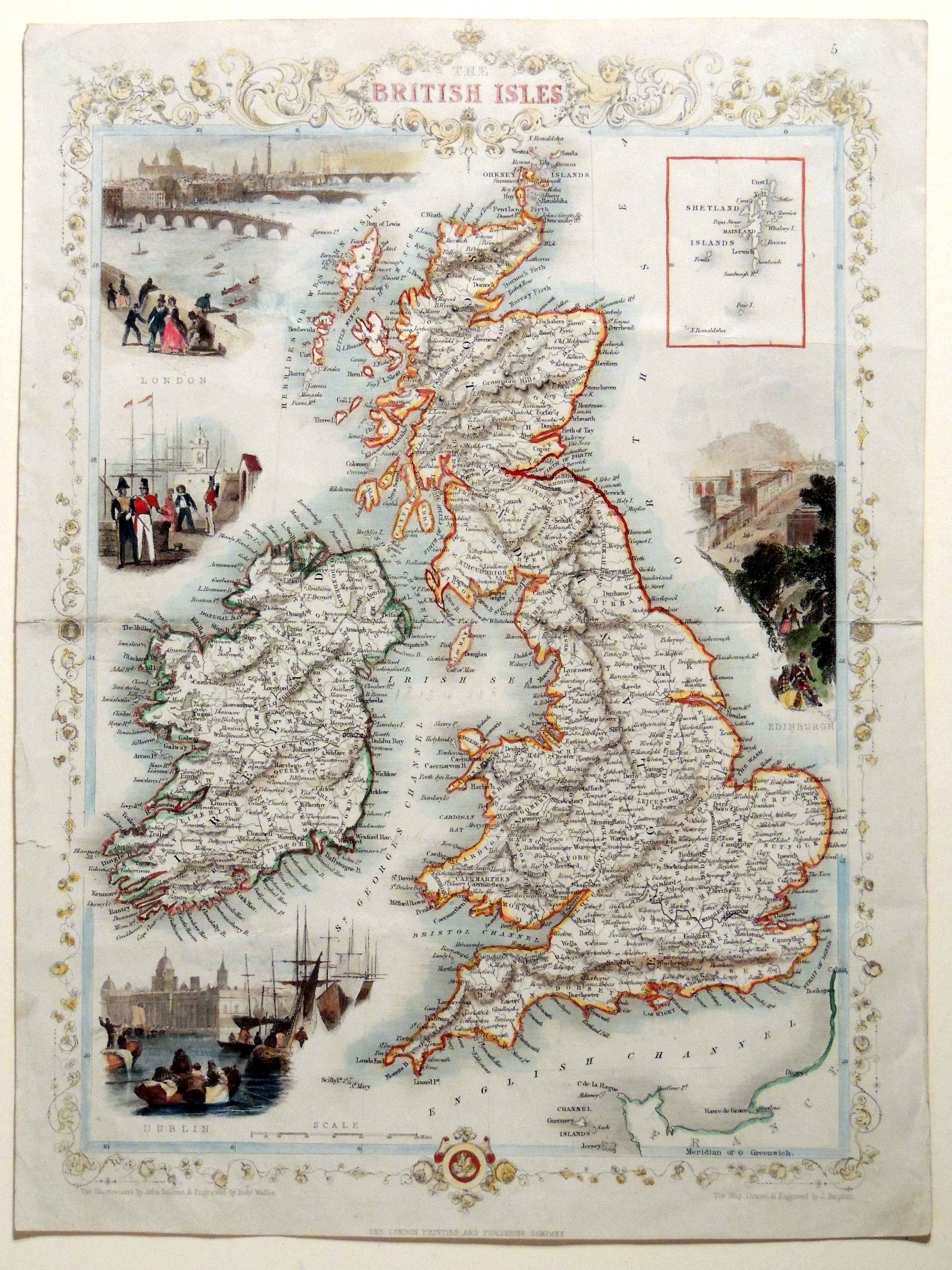 British Isles Archives Mapcarte - Making map of us in r
